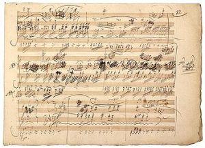 beethoven-ghost-trio-manuscript