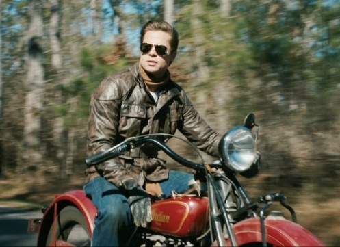 Benjamin Button Motorcycle II