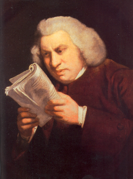 Dr. Johnson Joshua Reynolds