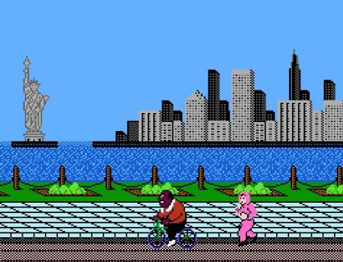 Punch-Out Training Day